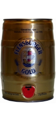 Flensburger Gold, в бочонке, 5 liter