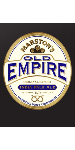 Marston's Old Empire 0,5 л