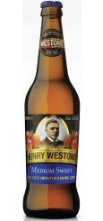 Henry Westons Medium Sweet Cider 0,5 л