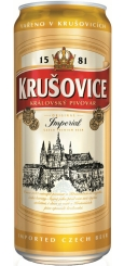 Krusovice Imperial 0,5 л Ж/Б