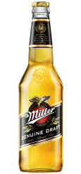 Miller Genuine Draft 0,33 л