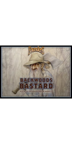 Founders, Backwoods Bastard
