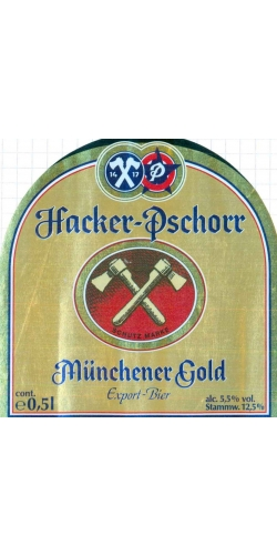 Hacker-Pschorr Munich Gold