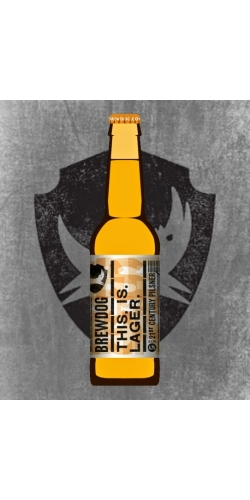 Brewdog, This Is Lager
