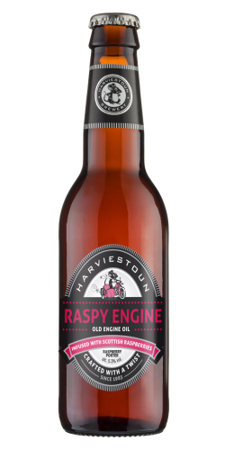 Harviestoun Raspy Engine 0,33 л