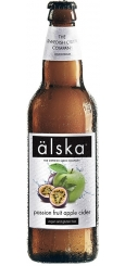Alska Passion Fruit & Apple Cider 0,5 л