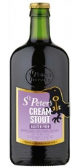 St. Peter's Cream Stout, Gluten Free 0,5 л