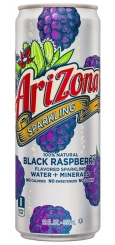 Arizona Sparkling Black Raspberry 0,355л Ж/Б