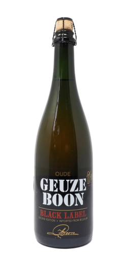Boon Oude Geuze Black Label 0,75 л