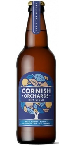 Cornish Orchards Dry Cider 0,5 л