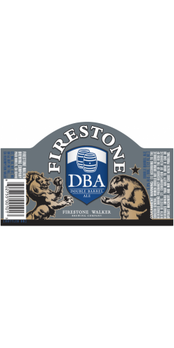 Firestone Walker, Union Double Barrel Ale