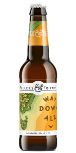 Fuller's & Friends, Way Down Ale 0,33 л