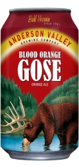 Anderson Valley, Blood Orange Gose 0,355 л ЖБ