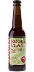 WooHa, Rogue Clan Scotch Ale 0,33 л