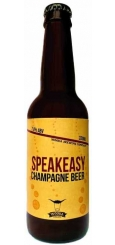 WooHa, Speakeasy Champagne Beer 0,33 л