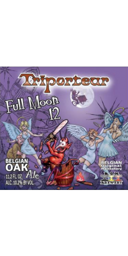 Triporteur, Full Moon 12