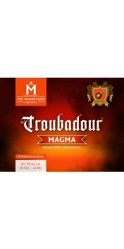 The Musketeers, Troubadour, Magma