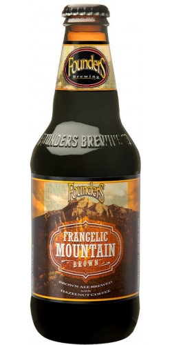 Founders, Frangelic Mountain Brown 0,355 л