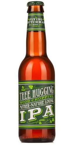 Flying Dutchman, Three Hugging Wood Chopping Mother-Nature Loving IPA 0,33 л