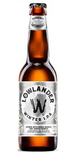 Lowlander Winter IPA 0,33 л