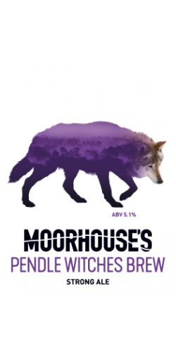 Moorhouse's Pendle Witches Brew Strong Ale