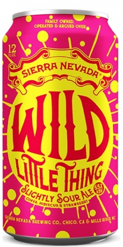 Sierra Nevada, Wild Little Thing Slightly Sour Ale 0,355 л Ж/Б