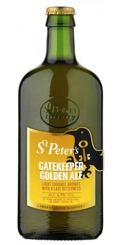 St. Peter's Golden Ale 0,5 л