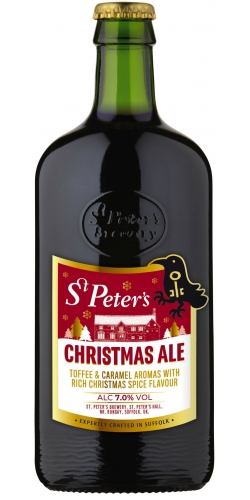 St. Peter's Christmas Ale 0,5 л
