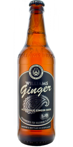 Williams, Ginger 0,5 л