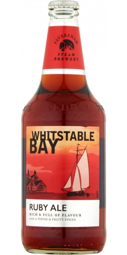 Shepherd Neame, Whitstable Bay Ruby Ale 0,5 л