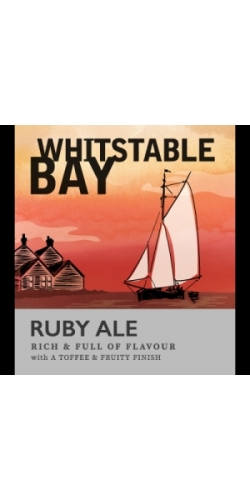 Shepherd Neame, Whitstable Bay Ruby Ale