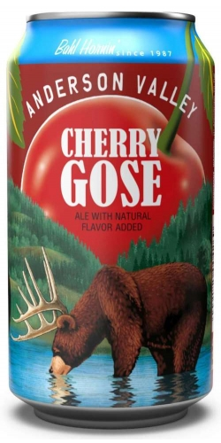 Anderson Valley, Cherry Gose 0,355 л ЖБ